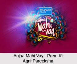 Aajaa Mahi Vay - Prem Ki Agni Pareeksha, Indian Reality Show