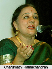 Charumathi Ramachandran, Indian Classical Vocalist