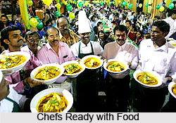 Indian Food Festivals
