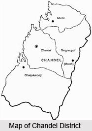 Chandel District, Manipur