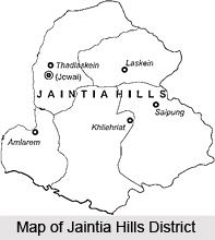 Jaintia Hills District, Meghalaya