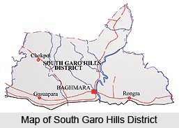South Garo Hills District, Meghalaya