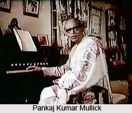 Pankaj Mullick, Rabindra Sangeet Singer
