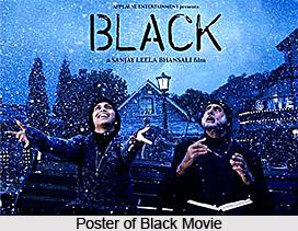 Black , Indian Movie