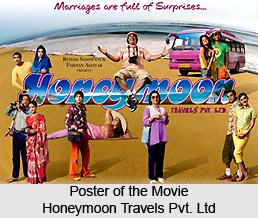 Honeymoon Travels Pvt. Ltd., Indian movie