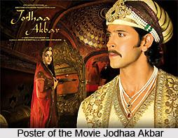 Jodhaa Akbar,  Indian movie