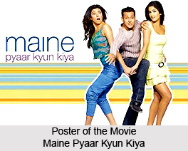Maine Pyaar Kyun Kiya , Indian film
