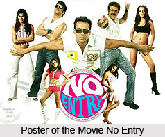 No Entry, Indian Film