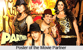 Partner, Indian movie