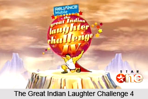 The Great Indian Laughter Challenge 4, Indian Reality Show