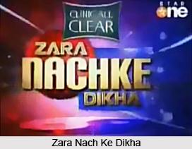 Zara Nach Ke Dikha, Indian Reality Show