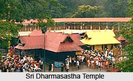 Sri Dharmasastha Temple, Sabarimala, Kerala