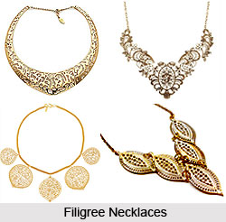 Filigree Jewellery in India
