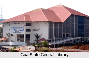 Libraries in Goa