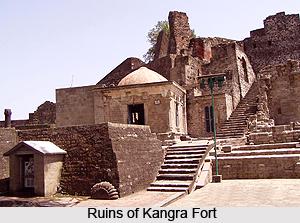 Forts in Himachal Pradesh