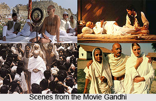 Gandhi , Indian Movie