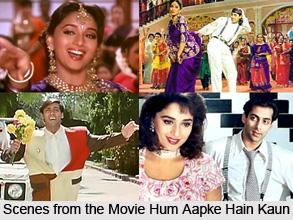 Hum Aapke Hain Kaun , Indian movie