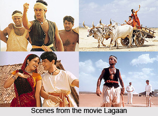 Lagaan , Indian movie