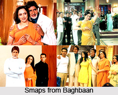 Baghbaan, Indian film
