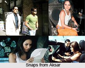 Aksar,  Indian movie