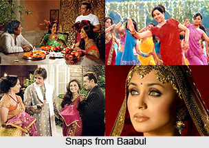 Baabul,   Indian film