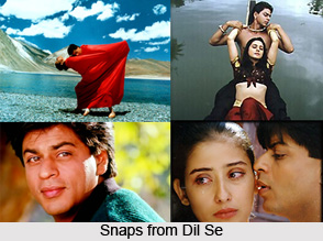 Dil se, Indian movie