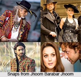 Jhoom Barabar Jhoom, Indian film