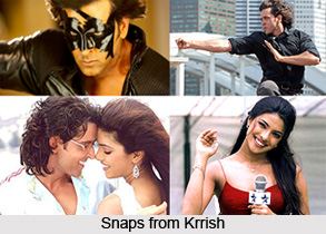 Krrish,  Indian film