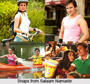Salaam Namaste, Indian film