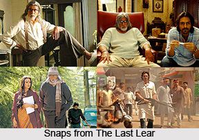 The Last Lear, Indian Movies