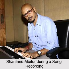 Shantanu Moitra, Indian Movie Music Director
