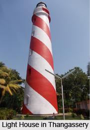 Cities of Kollam District