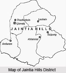 Administration of Jaintia Hills District