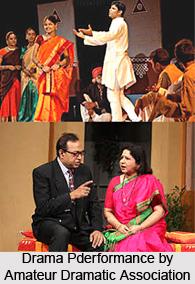 Amateur Dramatic Association, Indian theatre group