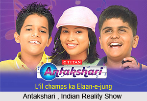 Antakshari , Indian Reality Show