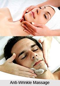 Anti-Wrinkle Massage  , Aromatherapy