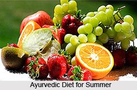 Ayurvedic Diet for Summer