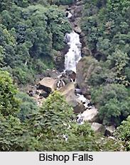 Bishop Falls, Meghalaya