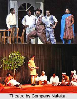 Company Nataka, Kannada Theatre