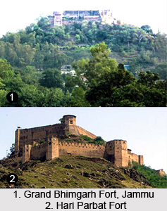 Forts in Jammu and Kashmir