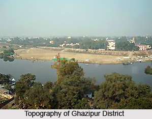 Geography of Ghazipur District
