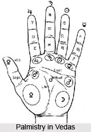 Index Finger, Palmistry