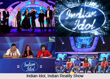 Indian Idol, Indian Reality Show