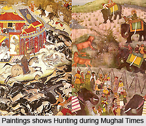 Indian Wildlife under Mughals