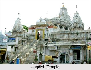 Jagdish Temple in Udaipur, Rajasthan