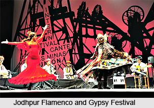 Jodhpur Flamenco and Gypsy Festival, Rajasthan