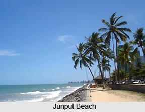Junput Beach, Digha, West Bengal