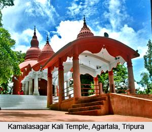 Kamalasagar Kali Temple, Agartala, Tripura