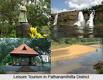 Leisure Tourism in Pathanamthitta District, Kerala