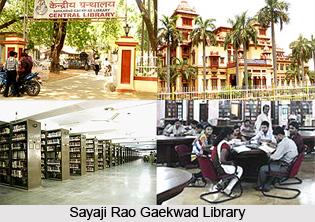 Sayaji Rao Gaekwad Library, Varanasi, Uttar Pradesh